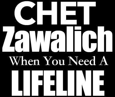 Chet Zawalich Law : Chet Lifeline Logo
